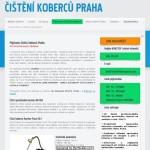 Půjčovna čištění koberců Praha