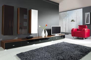 Obývací stěna Doble