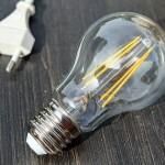 Elektřina / žárovka