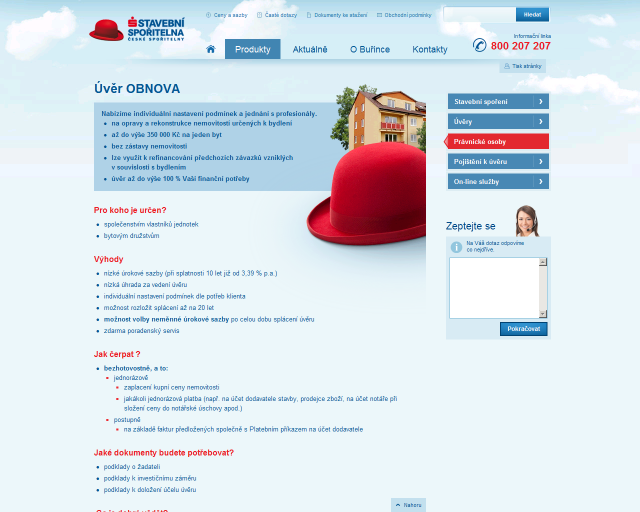 Screen Burinka.cz