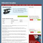 Vibračníbruska.cz